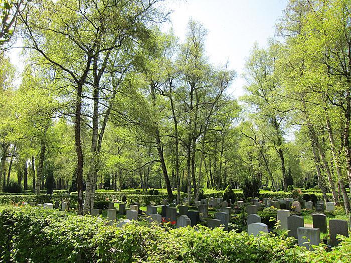 ostfriedhof april 2011