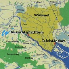 Das Wiesmet am Altmühlsee (Mittelfranken)