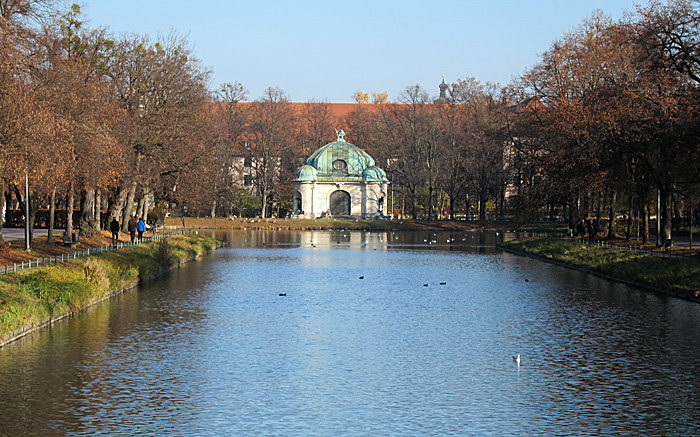 Kanal Nymphenburg