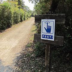 Vogelschutzreservat Palud in Istrien