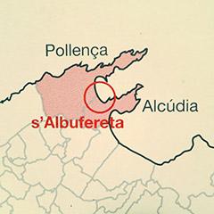 Naturschutzgebiet Albufereta in Mallorca