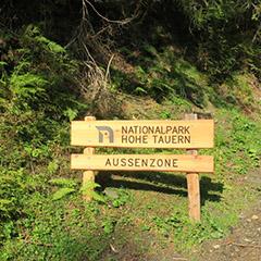 Krumltal und Raurisertal – Nationalpark Hohe Tauern